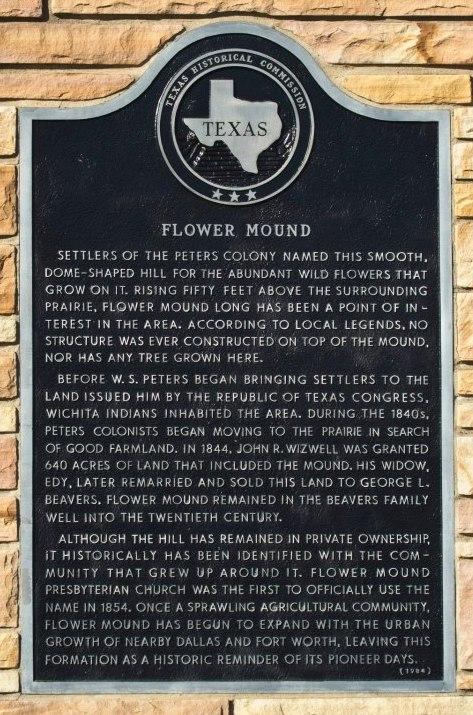 FlowerMound_Plaque